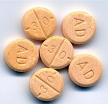 ADHD Medication Adderall AD 30