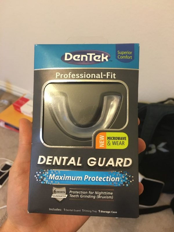 DenTek Professional Fit Dental Guard Review Teeth Grinding Solution Downsides