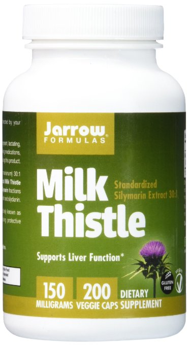 ADHD Diet Jarrow Milk Thistle