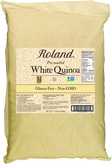 ADHD Diet White Quinoa