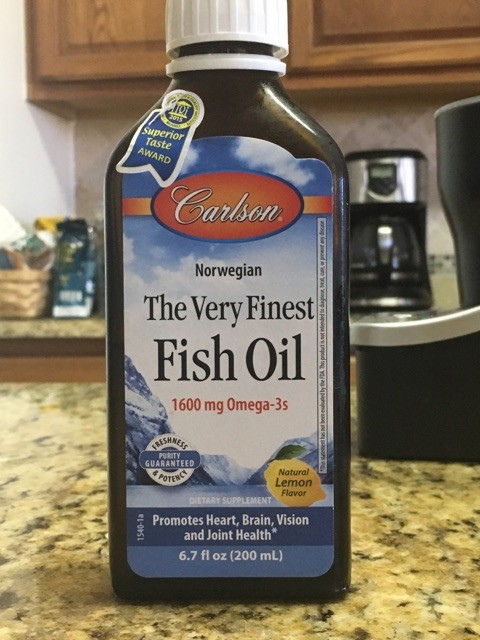 ADHD Natural Remedies Fish Oil