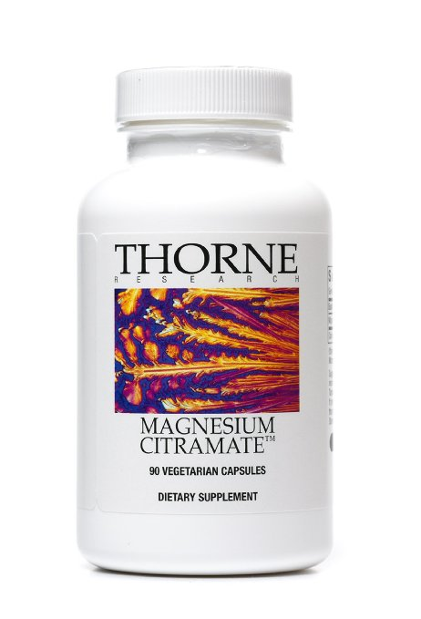 ADHD Natural Remedies Magnesium Citramate