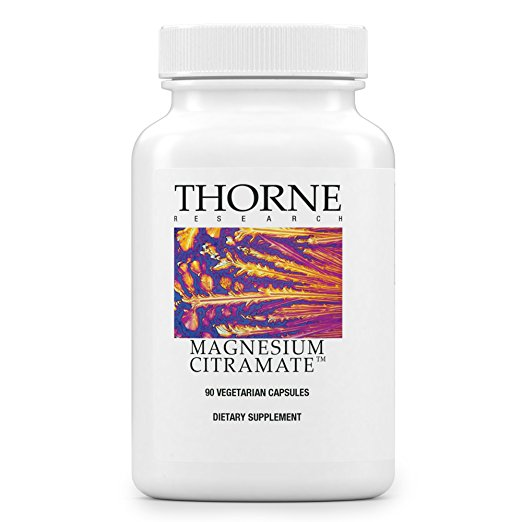 ADHD and Sleep Thorne Research Magnesium Citramate