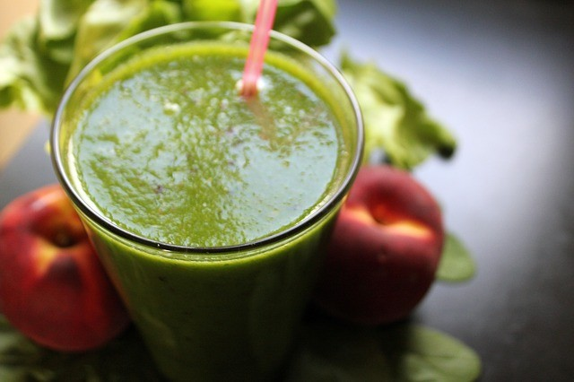 ADHD Diet Green Smoothie