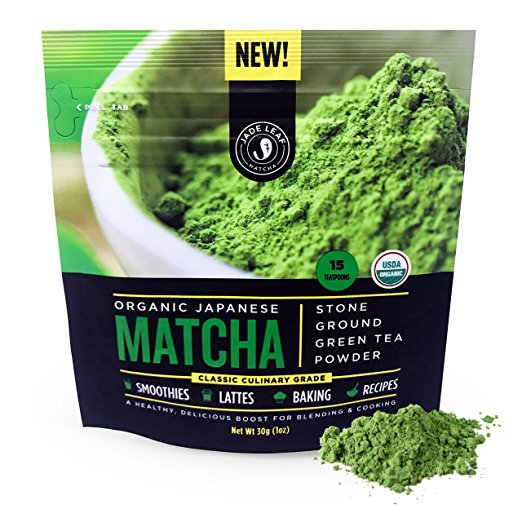 Natural Alternatives to Vyvanse Organic Matcha Tea ADHD Boss