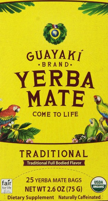 Natural Alternatives to Vyvanse Yerba Mate ADHD Boss