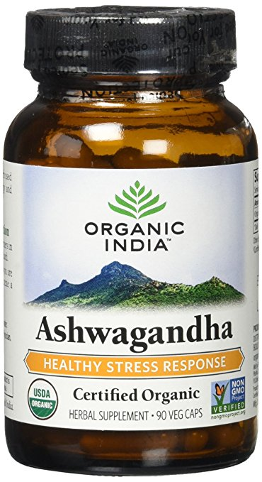 ADHD Herbs and Spices Organic Ashwagandha