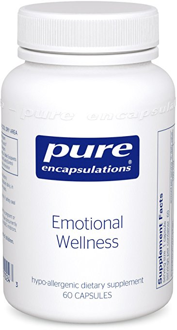 ADHD and Anger Pure Encapsulations Emotional Wellness