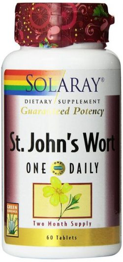 ADHD Herbs and Spices St Johns Wort