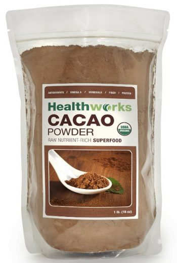 ADHD Sugar Free Diet Raw Cacao Powder