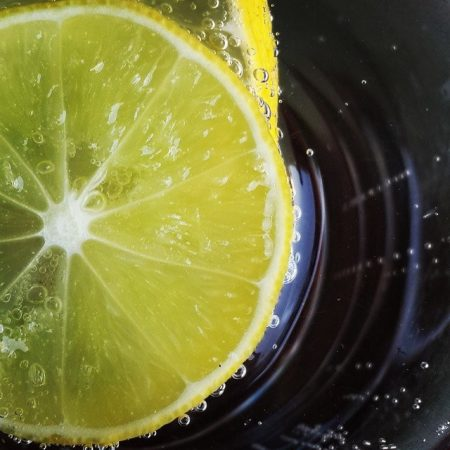 ADHD Sugar Free Diet Water With Lemon