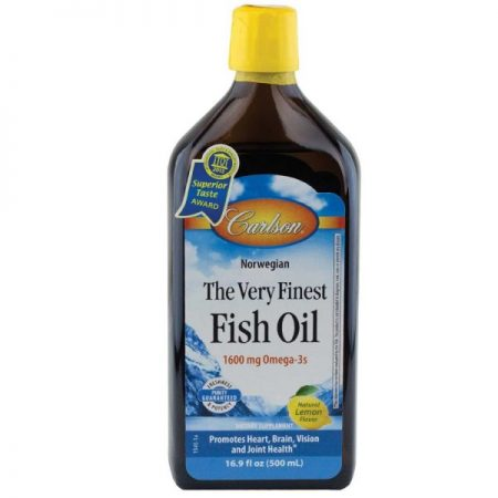 Natural Supplements For ADHD And Depression Fish Oil