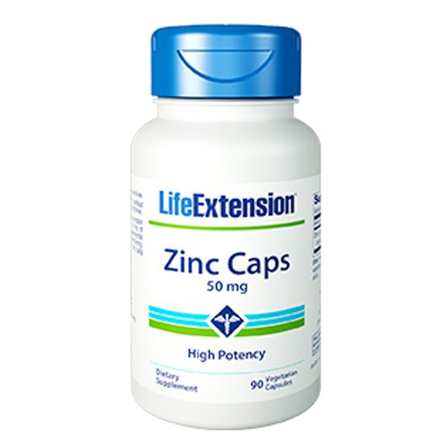 Natural Supplements For ADHD And Depression Life Extension Zinc Caps
