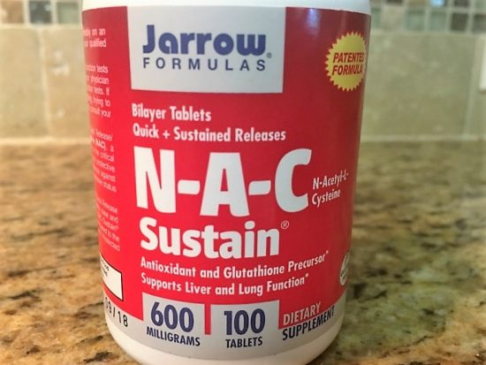 Natural Supplements For ADHD And Depression NAC Sustain