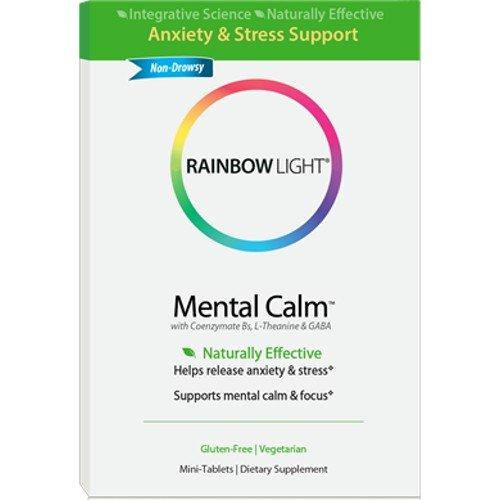 Natural Supplements For ADHD And Depression Rainbow Light Mental Calm