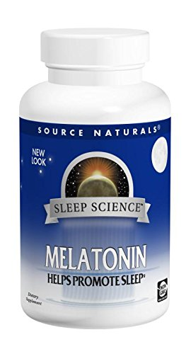 Natural Supplements For ADHD And Depression Source Naturals Melatonin