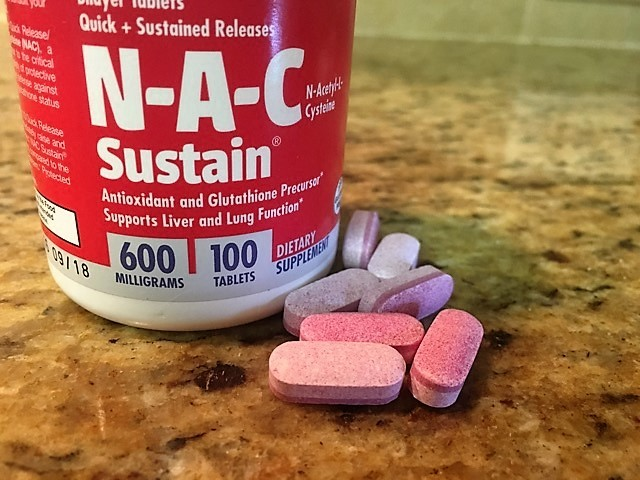 Treating ADHD and Depression NAC Sustain