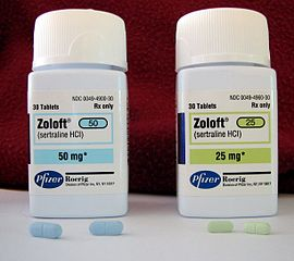 Treating ADHD and Depression Zoloft