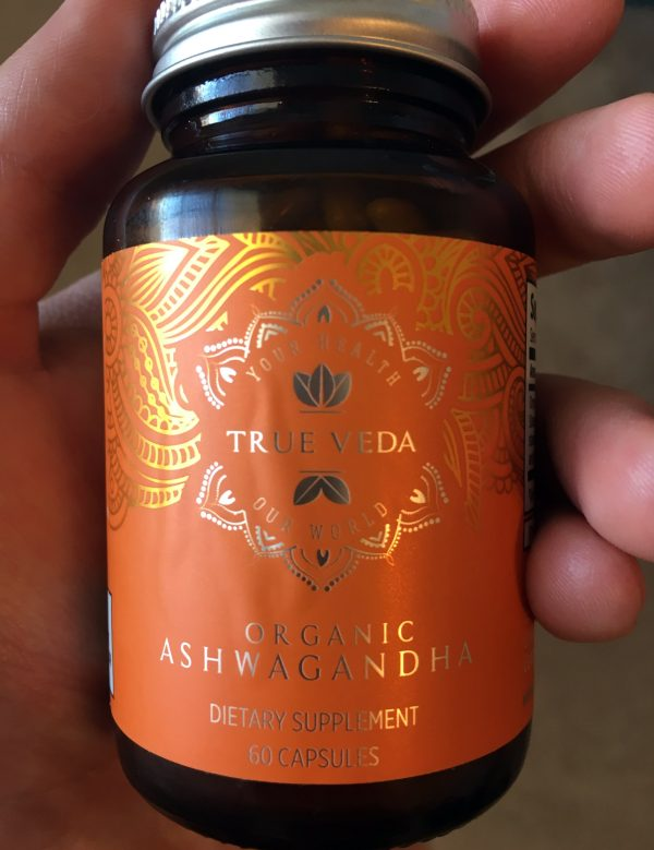 Ashwagandha for Anxiety True Veda Organic Ashwagandha Review Reduce Anxiety Symptoms