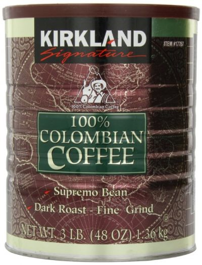Natural Stimulants for ADHD Colombian Coffee