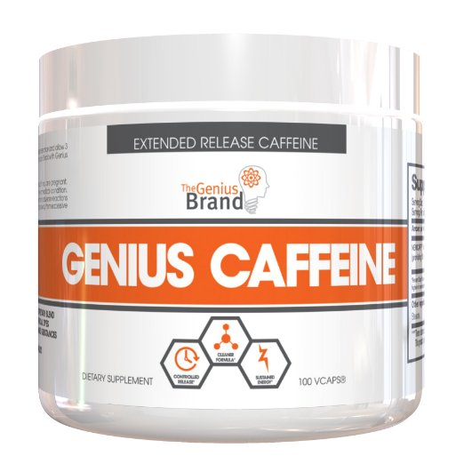 ADHD Medication OTC Genius Caffeine