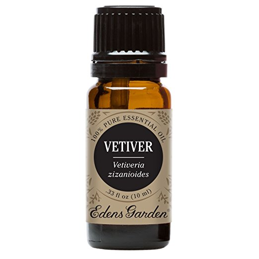 Essential Oils for ADHD Vetiver Essential Oil