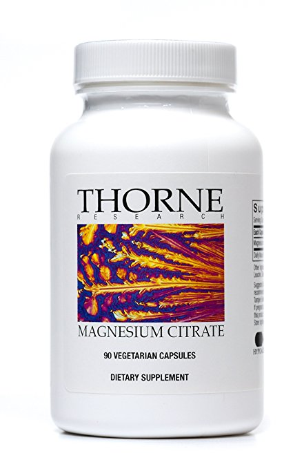 Natural Alternatives to Xanax Magnesium Citrate