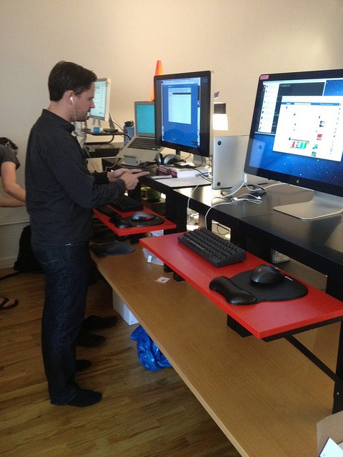 Stand Up Desks for ADHD Build Your Own