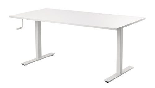 Stand Up Desks for ADHD IKEA Skarsta