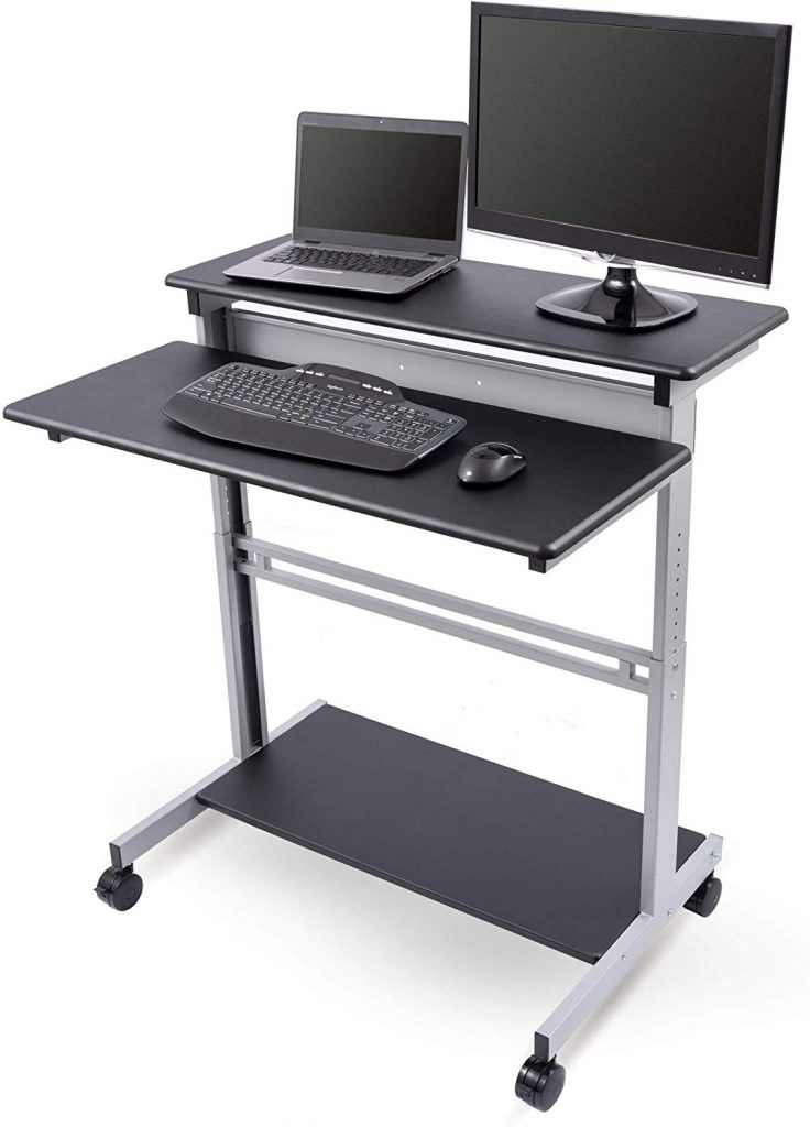 Stand Up Desks for ADHD Mobile StandUp