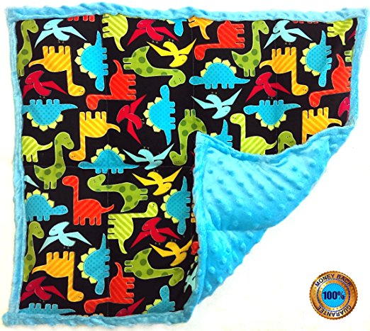Weighted Blankets for ADHD The ReachTherapy Weighted Sensory Lap Pad Dinos