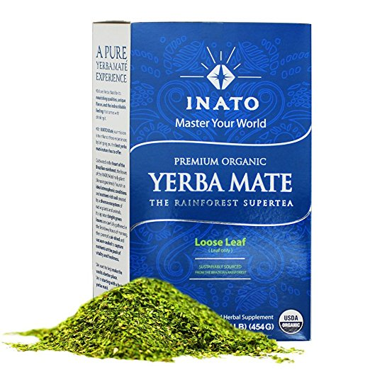ADHD and Caffeine Yerba Mate