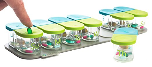 Gifts for People with ADHD Sagely Pill Organizer