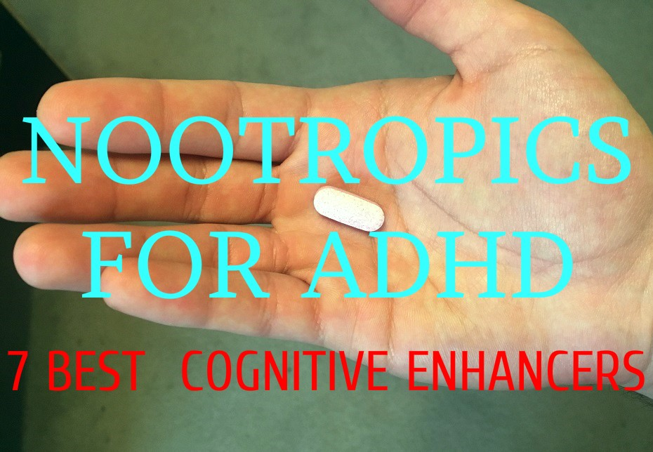 Nootropics for ADHD Featured Image