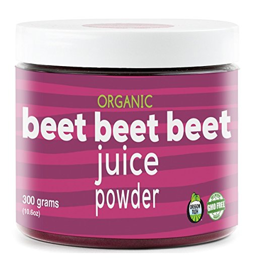 Nootropics for ADHD Organic Beet Juice Powder