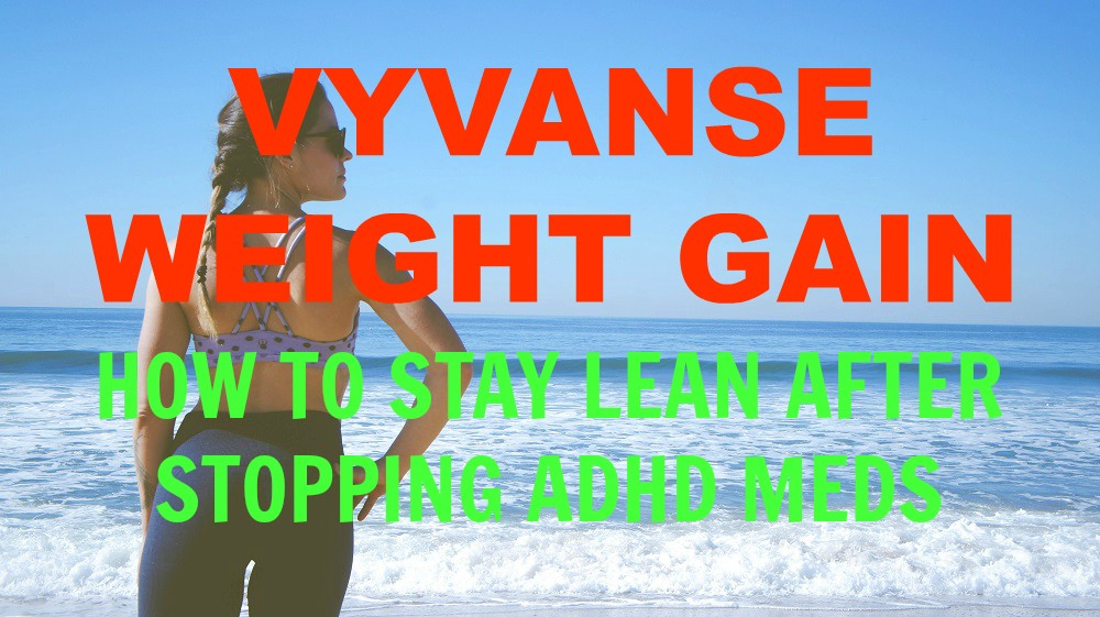 Vyvanse Weight Gain Featured Image With Text