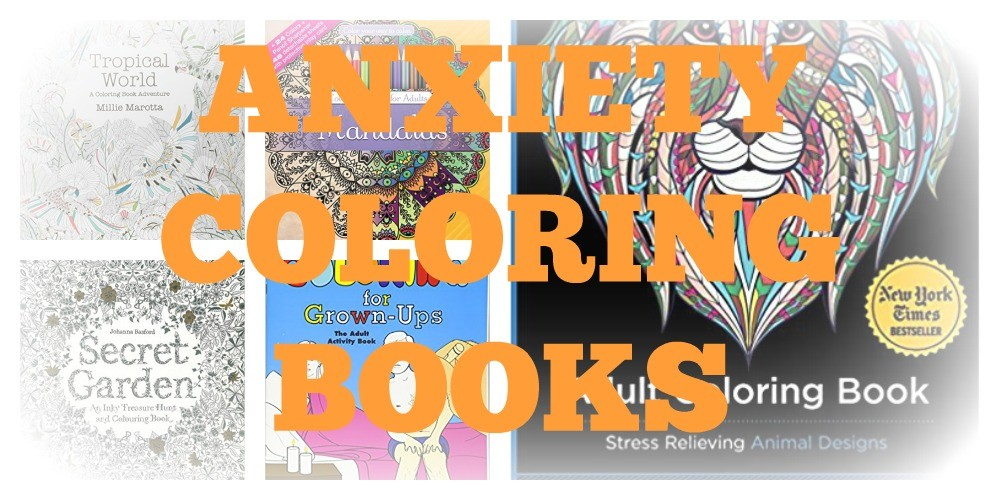 Anxiety Coloring Books Featured Image