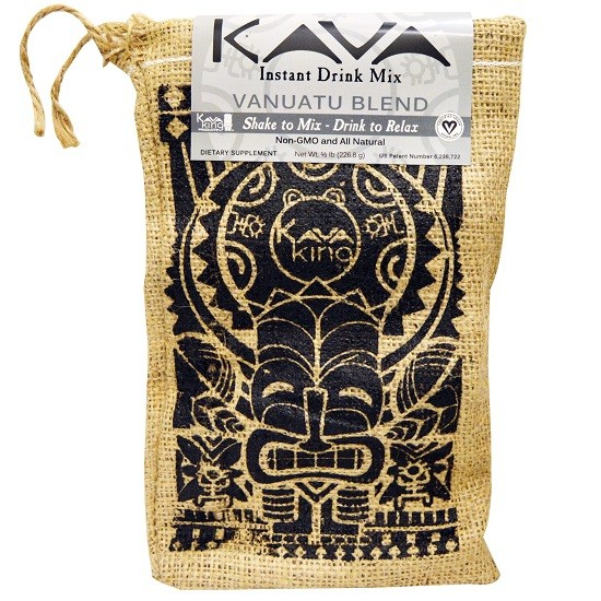 Best Natural Supplements for Anxiety Kava Root Instant Drink Mix