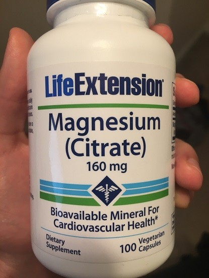 Best Natural Supplements for Anxiety Magnesium Citrate