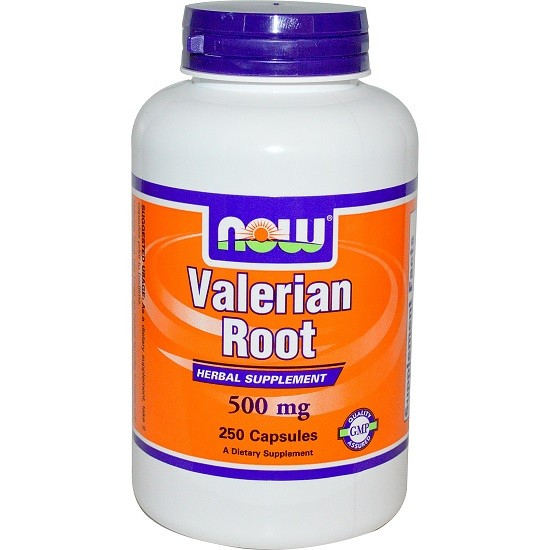 Best Natural Supplements for Anxiety Valerian Root
