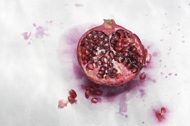 Superfoods for ADHD Pomegranates