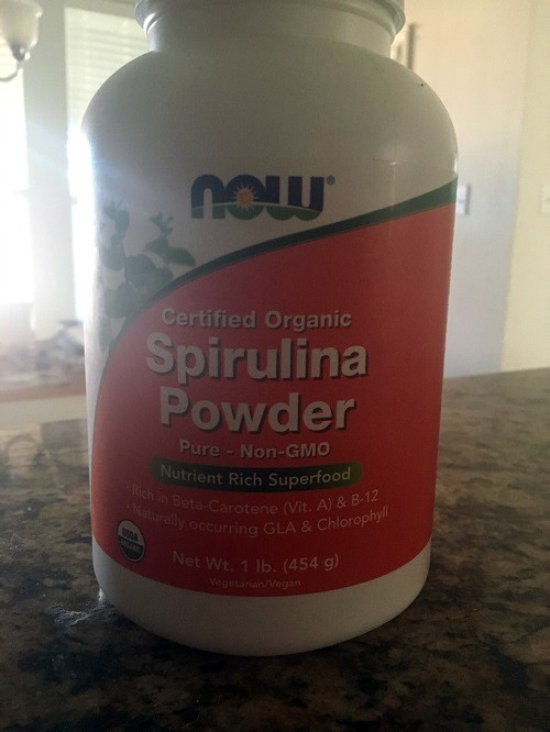 Superfoods for ADHD Spirulina