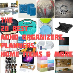 The 20 Best ADHD Organizers, Planners, Home Items & More