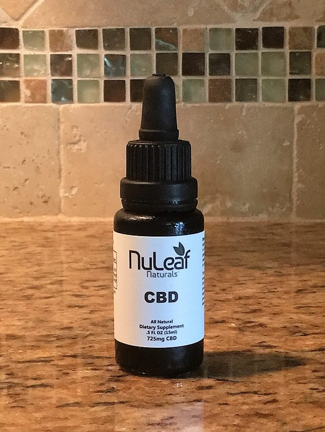 CBD Oil for ADHD NuLeaf Naturals Review