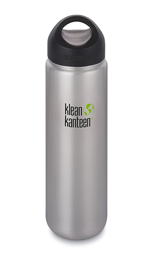 Everyday Carry Items for ADHD EDC Klean Kanteen Brushed Stainless Loop Cap