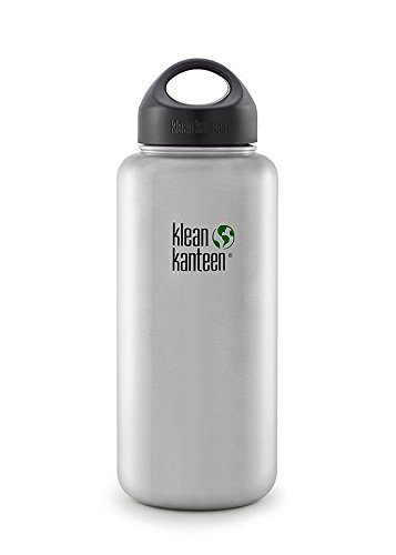 Everyday Carry Items for ADHD EDC Klean Kanteen Wide With Stainless Loop Cap