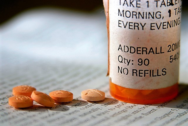 History of ADHD Adderall Approved by FDA