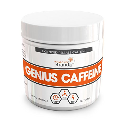 Natural Alternative to Adderall Genius Caffeine