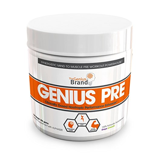 Natural Alternative to Adderall Genius Pre