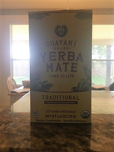Natural Alternative to Adderall Guayaki Organic Yerba Mate